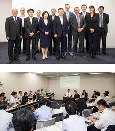 FSSC 22000 Foundation (FSSC) とのカンファレンス